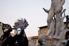 Carnavales en Florencia