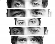 All of Bring Me The Horizon's eyes. Music Like, Kinds Of Music, Jordan Fish, Being As An Ocean, I See Stars, Oli Sykes, Maila, Falling In Reverse, My Demons