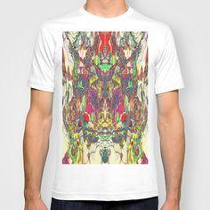 Minotaur Courant T-shirt by K Shayne Jacobson - $18.00