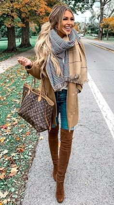 Clothes Fall Winter - Chic Cardigan Outfits You Cant Go Wrong With. - Clothes Fall Winter – Chic Cardigan Outfits You Cant Go Wrong With… - Chic Winter Outfits, Cute Fall Outfits, Winter Clothes, Trendy Outfits, Easy Outfits, Outfit Winter, Winter Wear, Looks Instagram, Instagram Posts