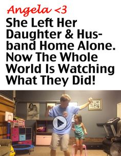 """Daddy and Daughter Dancing """"Shake It Off"""" There needs to be more Dads like this."""