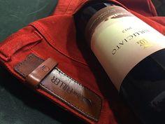 """Il #Jeans di ... vino. Don The Fuller: ecco il Jeans di #vino. Un jeans """"di vino"""" realizzato con tessuti caratterizzati da un innovativo lavaggio ai migliori """"bicchieri"""" toscani. E' l'ultima novità di Don the Fuller http://www.ilsitodelledonne.it/?p=15801"""