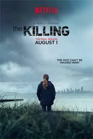 The Killing - Season 1 Following a shocking murder of 17-year-old Rosie Larsen, the lives of the police, suspects and victim's family are intricately woven together. Here comes an addictive crime drama with dark twists.