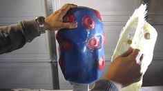 Part Big Boogie's how to cast from pepakura: How To Make A Silicone Mold Of A Helmet Pt 3 Star Wars Costumes, Song Of Style, Clone Trooper, Mold Making, Fun Projects, Silicone Molds, Helmet, It Cast, Diy Crafts