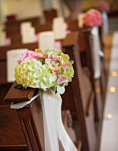 65 Kirchendeko-Ideen - weddingstyle.de