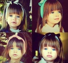 Little girl swag.. Future heartbreaker.