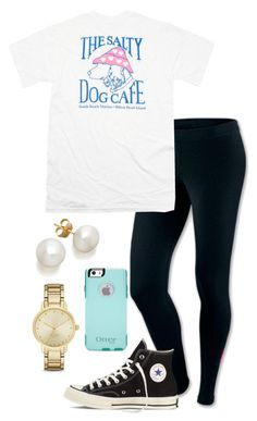 """The shirt I chose to order! "" by madelyn-abigail ❤ liked on Polyvore featuring NIKE, Converse, OtterBox, Kate Spade, women's clothing, women's fashion, women, female, woman and misses"