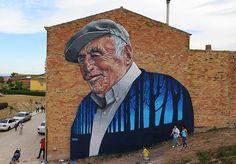 festival gargar, Penelles, Lleida, Barcelona, retrato del Tato