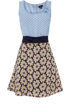 Oasis Shop | Navy Angelia Dress | Womens Fashion Clothing | Oasis Stores UK