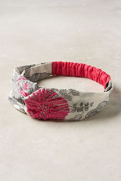 Coming Up Roses Turban  #anthropologie....Lazy Saturday online shopping....