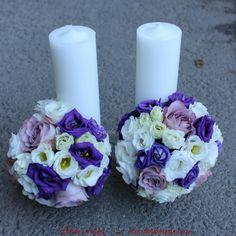 #lumanari #cununie #nunta #wedding #candles #tradition #flowers #madewithjoy #paulamoldovan #livadacuvisini #nunta #flori #cununie #lumanari #stalp #culori  #colors  #roses #purple #trandafiri  #shesaidyes #sayitwithflowers Flower Quotes, Pillar Candles, Roses, Traditional, Purple, Wedding, Valentines Day Weddings, Pink, Floral Quotes