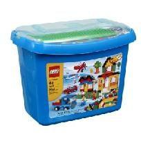 LEGO Bricks & More Deluxe Brick Box 5508 - 704 pieces - ship included