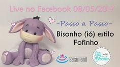 Live do Facebook 08/05/2017 - Bisonho(ió) fofinho