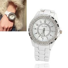 Material:alloy CZ diamond electronic componentAvailable in black colour. 48.5$