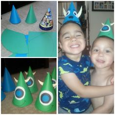 My sons are 18 months apart and I decidedto throw a combined birthday for the 2 of them in the middle of both their birthdays. July 2012. A...