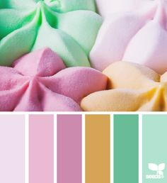 sweetened palette by Design Seeds