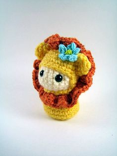 Little Lion Doll