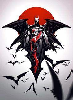 Image about batman in Harley Quinn and the Gotham City Sirens by Priestess Heros Comics, Bd Comics, Marvel Dc Comics, Batwoman, Nightwing, Batgirl, Comic Book Characters, Comic Books Art, Comic Art