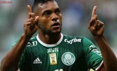 Palmeiras treina sem Borja e mantém indefinição sobre time para clássico