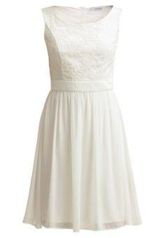 Young Couture by Barbara Schwarzer Cocktailkleid / festliches Kleid - white - Zalando.de