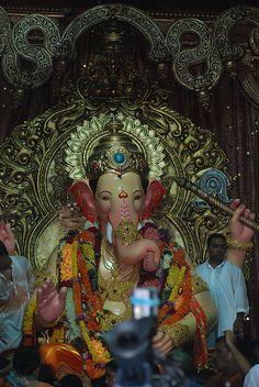 Lalbagh Chya Raja .., via Flickr.