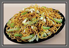 Recipe Spy: Panda Express: Chow Mein Recipe - Todd Wilbur