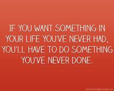 I'm trying already!
