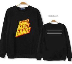 "Bigbang ""Bang! Bang! Bang!"" Sweatshirt"