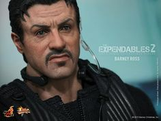 Hot Toys Barney Ross Expendables 2