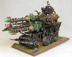 Skaven Doom Lightning Cannon