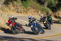 Naked Bike Shootout: Honda CB1000R vs. Kawasaki Z1000 vs. Suzuki GSX-S1000 vs. Yamaha FZ-09 | MOTORCYCLIST