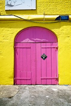Bridgetown Barbados door by Johannes Roth on & old green door - Barbados | My Photography | Pinterest | Barbados ...