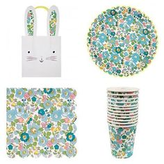 Oh my  #NEW #righthererightnow #toocute #adorable #letsgetthepartystarted Introducing the new #libertyprint #green Betsy range #partyware @merimeriparty full range www.theoriginalpartybagcompany.co.uk #merimeriparty #OPBCo