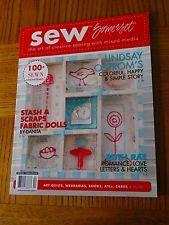 Sew Somerset Magazine - Winter 2013
