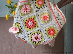 A Baby Blanket for Erin