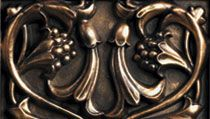 Antiqued Metal, By Pattie Donham  No need to wait for shiny metal to patina with age – its easy to add the look of antiqued metal to any surface.