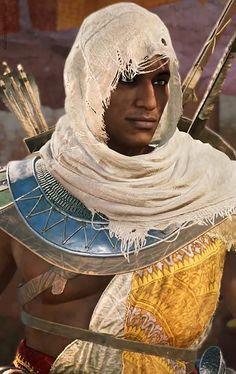 bayek of siwa Arte Assassins Creed, Assassins Creed Origins, Assassins Creed Odyssey, Assassian Creed, Cry Of Fear, Infamous Second Son, Egyptian Mythology, Ancient Egypt, Video Games