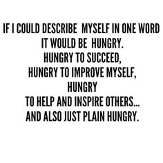 This is pretty spot on. Yes I am hungry in every sense of it. I'm gonna feed the beast in every way possible. #cresultsfitness #fitfam #life #fitlife #dedication #hardwork #personaltrainer #motivation #hustle #gains #core #nj #bodybuilding #fitspo