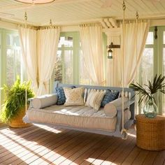 Someday, this will be my front porch swing! #happiness