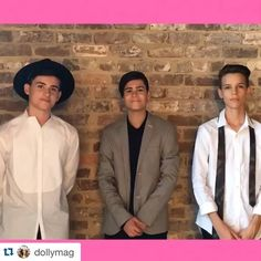#Repost @dollymag ・・・ Hey guys! To celebrate the new issue of DOLLY @weareinstereo are going to be performing a FREE pop up concert at 11am tomorrow at Luna Park Sydney. Entry to the park and to the concert is free. Spaces are limited, so first in first served! #NewDolly #InStereo  @ethankarpathyofficial @jakobdelgadomusic @chrislanzon