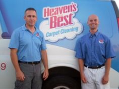 Marty Roberts, Your Local Heaven's Best Carpet Cleaners Cedar Rapids and Iowa City, IA