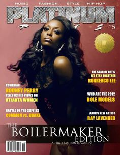 Platinum Plus Magazine  PLATINUM PLUS MAGAZINE is your number one source for music, fashion, style and hip hop.      A Mark SQuared Creative Partner