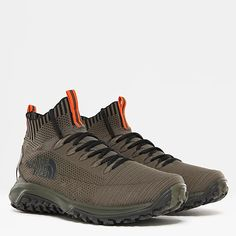 Men's Truxel Mid Hiking Shoes   The
