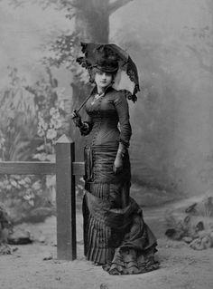 I post Victorian and Edwardian era photography.