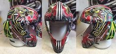 Chicago Blackhawks mask