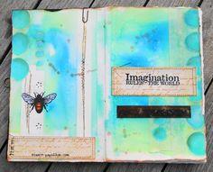 papillon sur la branche: journal on Monday week 64: imagination...