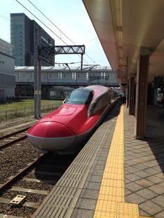 E6系 秋田駅