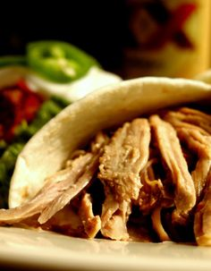 Featured Recipe: Mexican Pulled Pork