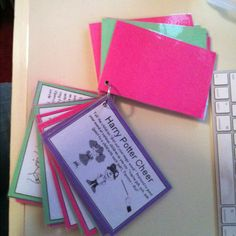 Classroom cheer cards! Fun ways for encouragement and praise rather than simple good job :)
