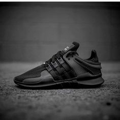 "Adidas Equipment Support ADV ""Triple Black"""